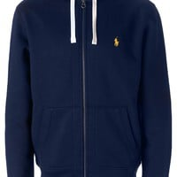 Polo Ralph Lauren zip up hoodie