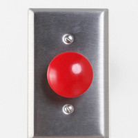 Urban Outfitters - Panic Button Light Switch Cover