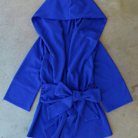 Cobblestone Jacket in Royal [3750] - $52.00 : Vintage Inspired Clothing & Affordable Summer Frocks, deloom | Modern. Vintage. Crafted.