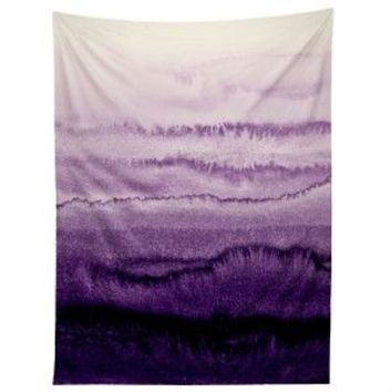 Lavender Fields Tapestry