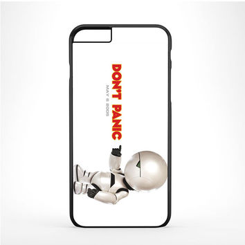 Hitchhikers Guide to the Galaxy Robot Iphone 6 Plus   6s Plus Case