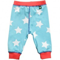Baby Boys Star Print Cotton 'Sidney' Trousers