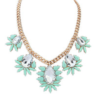 Jewelry Shiny New Arrival Gift Stylish Summer Water Droplets Sweets Accessory Necklace [4918852292]