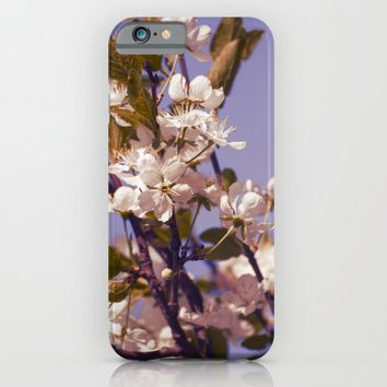 Blossoming Cherry iPhone & iPod Case by Cinema4design | Society6
