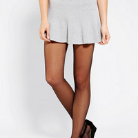 Pins And Needles Ribbed Sweater Skirt - Urban Outfitters