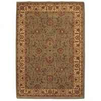 Couristan Orissa Antique Ispaghan/Sage-Camel Rug - 8001/1122 - Wool Rugs - Area Rugs by Material - Area Rugs