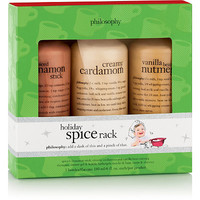 Holiday Spice Rack Gel Trio