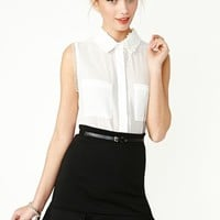 Frill Out Skirt