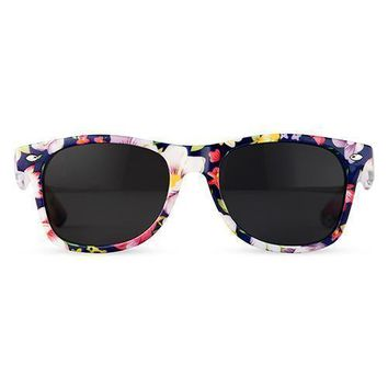 Floral Print Women's Sunglasses (Pack of 1)