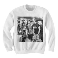 R5 Shirt - R5 Sweatshirt Sweater Jumper - r5 Crewneck Sweatshirt - FAN0050 R5 at the Airport