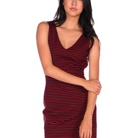 Jack by BB Dakota Corina Stripe Dress