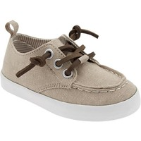 Old Navy Canvas Sneakers For Baby