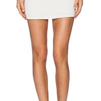 OLYMPIA Activewear Naia Tennis Skirt in Tan