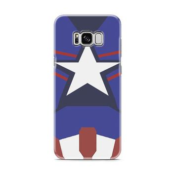 Captain America Age of Ultron New Costume Samsung Galaxy S8 | Galaxy S8 Plus Case