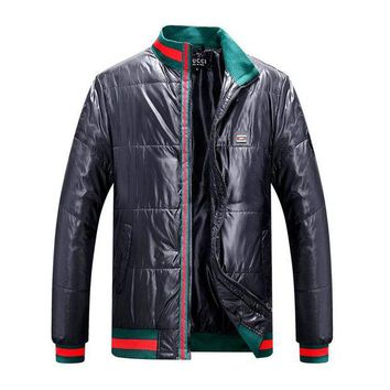 LMFONQ Boys & Men Gucci Fashion Casual Cardigan Jacket Coat
