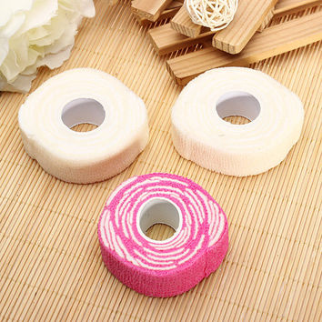 30Pcs UV Gel Bandage Cotton Nail Polish Remover Wrap