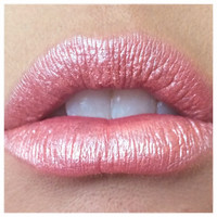 "Feisty - Metaluxe metallic lipstick - ""Sugar & Spice"" Collection"
