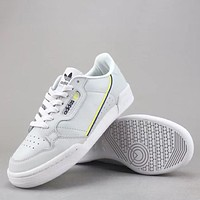 Trendsetter Adidas Continental 80 Women Men Fashion Sneakers Sport Shoes