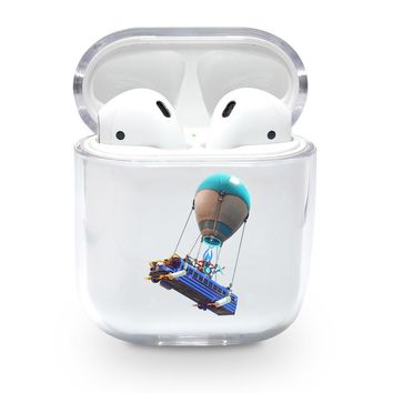 Fornite Battle Bus Airpods Case