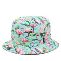 Vans Flamingo Bucket Hat - Mens Backpack - Purple