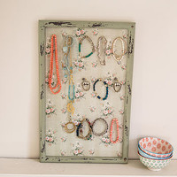 Floral Jewellery Frame