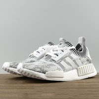Adidas NMD Women Men Fashion Edgy Sneakers Sport Shoes