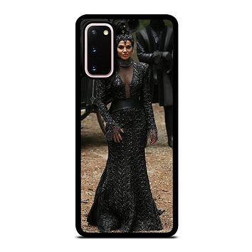 ONCE UPON A TIME EVIL QUEEN Samsung Galaxy S20 Case