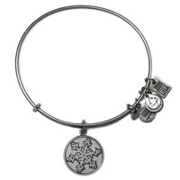 Team USA Snowflake Charm Bangle | Alex and Ani