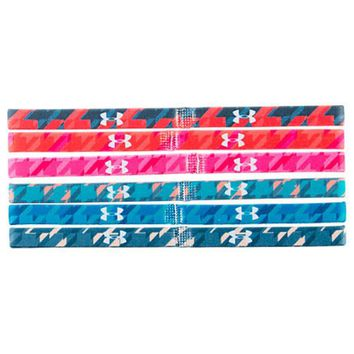 Under Armour Girl's Graphic Mini Headband