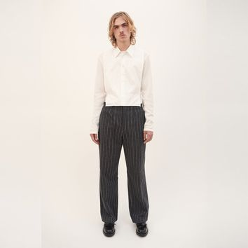 Our Legacy Borrowed Chino in Ceremonial Stripe
