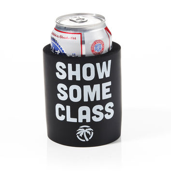 Party Shades - Show Some Class coozie
