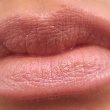 MAC dupe Half N Half or Pillow Talk called I GOT A LATTE- All, natural, vegan friendly lipstick and/or lipliner