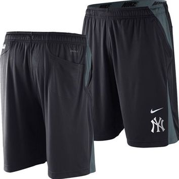 Fanzz Mobile Sports Apparel,New York Yankees Nike MLB Training Shorts (Navy) NFL, NBA, MLB Apparel, NFL, MLB, NBA Jerseys and Merchandise, NHL Shop | Fanzz