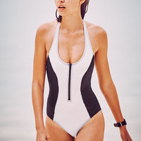 Surf Zip One-piece - Victoria's Secret