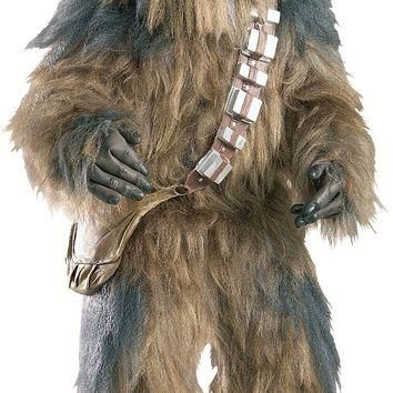 Star wars Chewbacca Supreme Edition Xl costume for adults