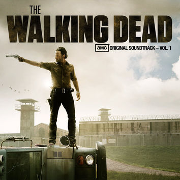 AMC's The Walking Dead Soundtrack - Vol. 1 LP