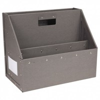 Bigso grey portable organiser - NEW - Stationery - New for Spring