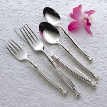 Oneida Act 1 20 Piece Fine Flatware Set, Service for 4