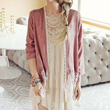 Peacemaker Lace Duster