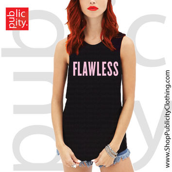 Flawless Muscle Tank