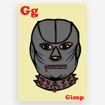 G is for Gimp Print