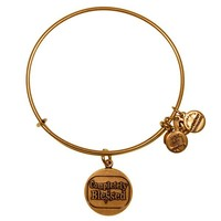 Alex and Ani Completely Blessed Charm Bangle - Russian Gold