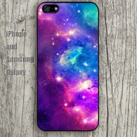 Star Nebula fox iphone 6 6 plus iPhone 5 5S 5C case Samsung S3,S4,S5 case Ipod Silicone plastic Phone cover Waterproof