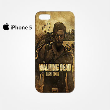 The Walking Dead Daryl Dixon for Iphone 4/4S Iphone 5/5S/5C Iphone 6/6S/6S Plus/6 Plus 3D Phone case