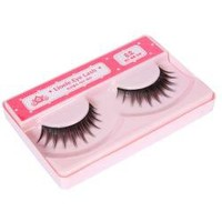 Lioele False Eyelashes: Edge Volume 08