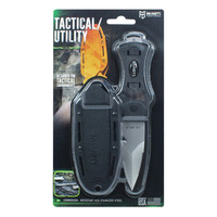 "Tactical Samish Stiletto Knife 3""Black"