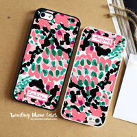 Cameo White Sweet-Lilly Pulitzer iPhone Case Cover for iPhone 6 6 Plus 5s 5 5c 4s 4 Case