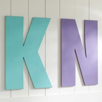 Taylor Oversized Wall Letters