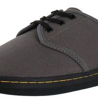 Dr. Martens Soho Women's Canvas Oxfords Sneakers Shoes