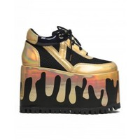 YRU Matrix Platform Shoes